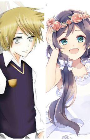 anime love live school idol fan fiction romance story ace and
