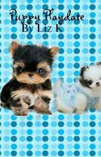 Puppy Playdate by LizK94