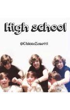 High school by ChiccaZanotti