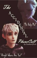 The Accidental Phonecall (Jelsa) by ChamberOfFeels