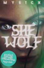 She wolf #TWGames by mystcx