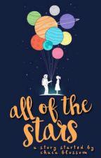All of the stars [Bulan's] by ggaeunn