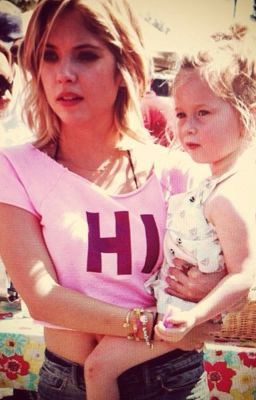Ashley Benson Child Adopted by Ashley Bens...
