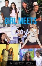 Girl meets boy: a Reyton story by Disneyloveranna