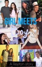 Girl meets boy: a Reyton story by Disneyloveranna
