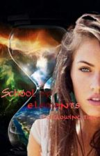 School of Elements II  ~ The glowing time by LaraHockey