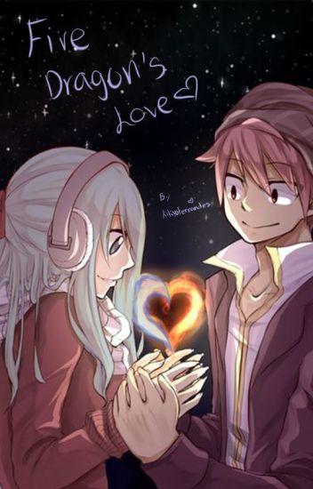 Fire Dragons' Love [Nalu Fanfic]