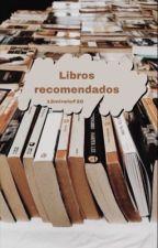 Libros recomendados by 12mireloF20