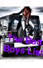 The Bad Boy's List by teenwolfobrosey