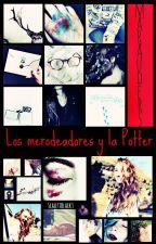 Los merodeadores y la Potter by ScarlettBlack3