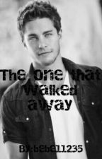 The one that walked away by bebe11235