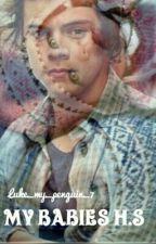 My Babies   Harry Styles   by luke_my_penguin_7