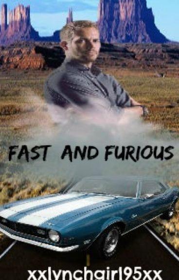 Fast and Furious (Brian O'conner y tu) 1° Temporada (Terminada)