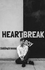 Heartbreak Boy | Tronnor AU by ticklingtronnor