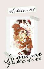 Lo que me gusta de ti [Rivetra/Shingeki no kyojin] by sullivan94