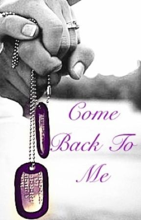 Come Back To Me by wildcat_girl_95