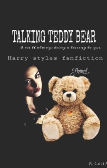 Talking teddy bear   h.s