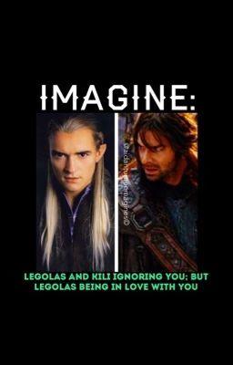 IMAGINE: Legolas and Kili ignoring you; but Legolas being ...