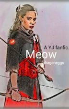 Meow »» Young Justice fanfic by dragoneggs
