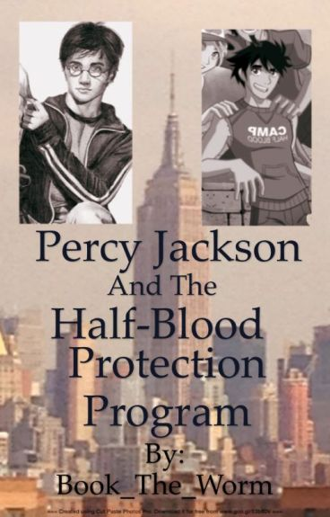 Percy Jackson and The Half-Blood Protection Program