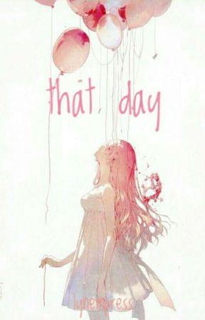 That Day (Seijuro Akashi Fanfiction) [Editing] by LynEmpress