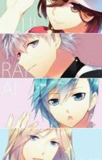 Quartet☆Night and their Rookie by Fuyumi-cchi