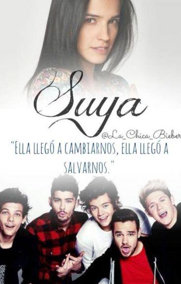 Suya. (One Direction y tu HOT)
