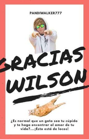Gracias Wilson Capitulo 1 El Viaje Wattpad