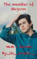 The new member Magcon (Nash X Reader) by _its__angela__