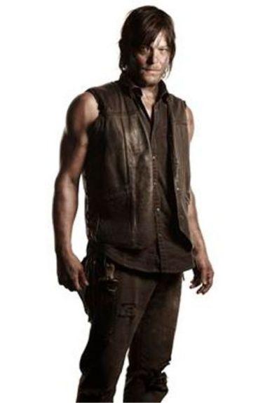 Because of Carl (Daryl Dixon x Reader)