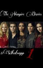 the Vampire Diaries @ Whatsapp™ by MrsSalvatore_