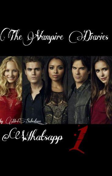 the Vampire Diaries @ Whatsapp™
