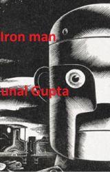 The Iron Man by Kun9999