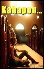 Kahapon... by Yeppeun