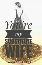 Your My Subtitute Wife by wattybeybee