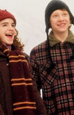 Ron and Hermione- A Love Story by hannahDaley23xx