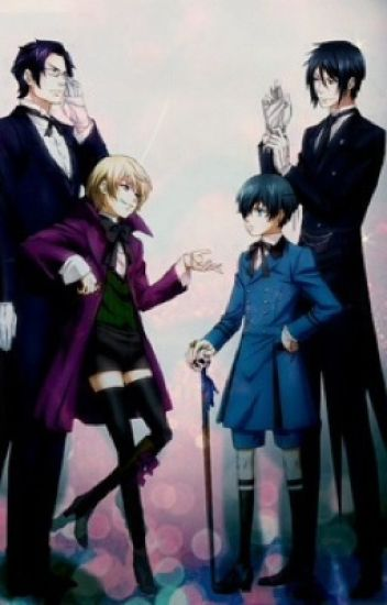 Repent (Black Butler Boys X Male Reader)