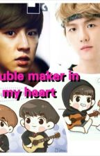 Trouble maker in my heart by YinHnin_Aeri
