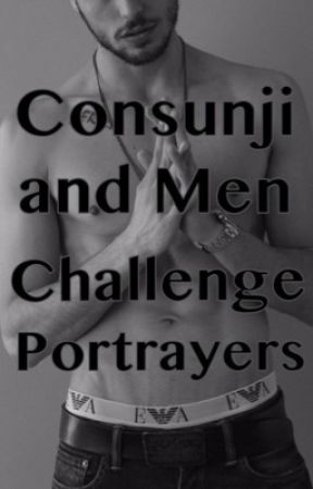 My OWN Consunji and Man Challenge Character Portrayers by superjuno