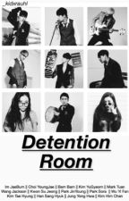 Detention Room || GOT7 by j-ackson