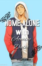 Home Alone with Aomine Daiki by skylerx21