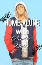 Home Alone with Aomine Daiki by skylerx21
