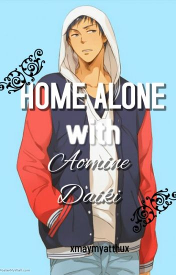 Home Alone with Aomine Daiki
