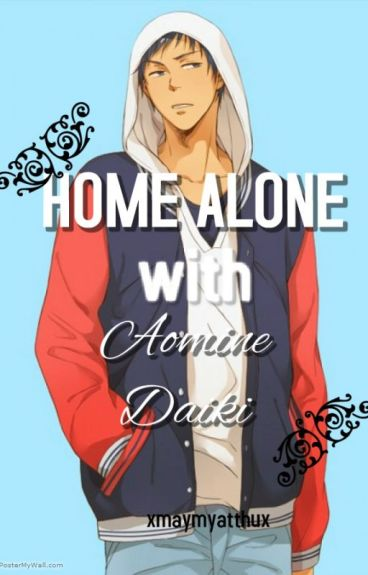 Home Alone with Aomine Daiki