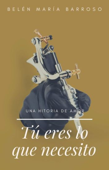 Tú eres lo que necesito
