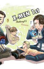 X-men: First Child by Cherikella