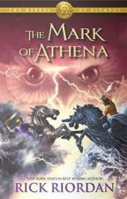 Heroes Of Olympus The Mark Of Athena by ShortBerry