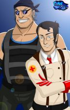 Medic x Reader. After blood in the water   by Kimberly-Girl