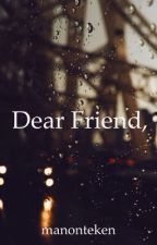 dear friend, by yeunbae