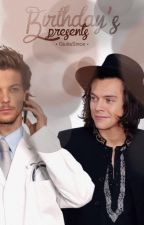 Birthday's Presents || Larry Stylinson AU by GiuliaSince